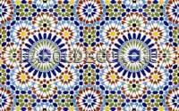 Марокканская керамическая плитка