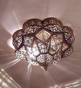 Марокканские люстры, люстры в восточном стиле в Москве