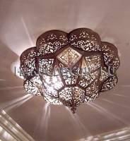 Светильники потолочные марокканские