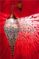 Восточные настенные светильники