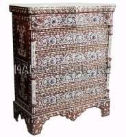 Восточные комоды и тумбочки, марокканский стиль, восточный интерьер