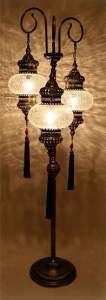 Восточные лампы напольные из Турции