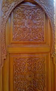 Восточная дверь