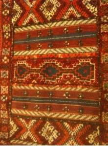 Марокканский ковер ручной работы