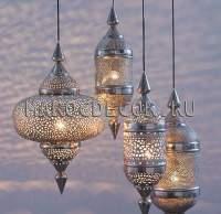 Марокканские фонари
