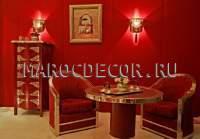 Восточная марокканская мебель
