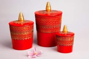 Сахарница и конфетницы в восточном стиле из Марокко и Турции
