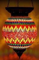 Мозаичный светильник арт.НМ-030
