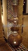 Марокканская лампа напольная