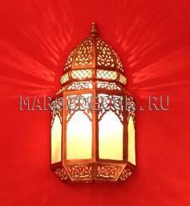 Марокканский светильник настенный арт. 53