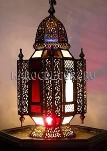 Восточная лампа-фонарь арт.Lamp-38