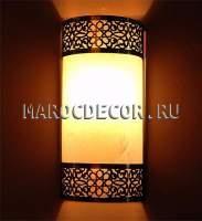 Марокканский светильник настенный