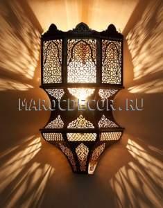 Марокканский светильник ручной работы арт.165 -Butterfly