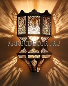 Марокканский светильник для хамама арт. 165 Butterfly