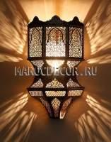 марокканский светильник для хамама ручной работы картинка марокдекор