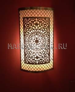 Марокканский светильник настенный для хамама Аpт.-128, в наличии