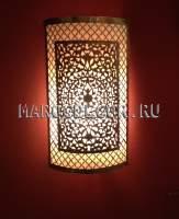 Марокканский светильник настенный для хамама Аpт.-228, в наличии