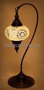 Восточная лампа арт.ТМ-012L, мозаичная турецкая.
