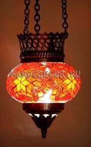 Светильник мозаичный подвесной арт.НМ-015