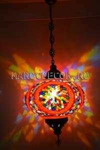 Светильник мозаичный арт.НМ-032Т, магазин восточных светильников