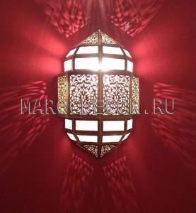 Марокканский светильник настенный Apт.45