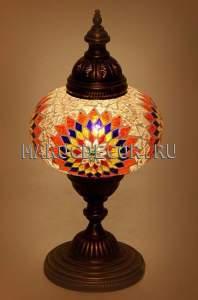 Восточная мозаичная лампа  арт.ТМ-017T