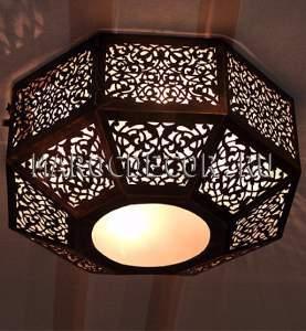 Марокканская люстра арт. Lant-011/2, магазин восточных светильников