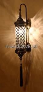 Восточный светильник арт. W-174AK для хамама