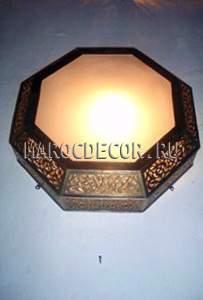 Марокканский светильник настенный Арт.87