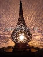 Восточная этническая лампа арт.Lamp-35,марокканский стиль