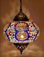 Светильник мозаичный подвесной арт.НМ-022Т