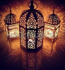 Восточная лампа - фонарь арт.Lamp-37