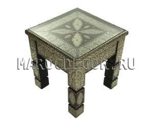 Восточный марокканский столик  арт.TB-21