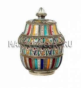 Марокканская ваза арт. VR-06