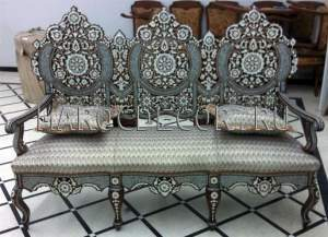 Марокканский диван арт. MAR-091