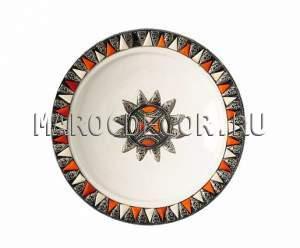 Марокканская тарелка арт. AS-08