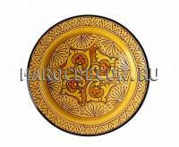 Марокканская тарелка арт. AS-06
