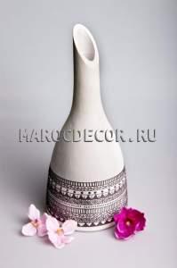 Дизайнерская марокканская ваза арт. VR-03