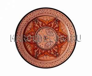 Марокканская тарелка арт. AS-05