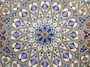 Марокканская мозаика керамическая арт. ZEL-06, ручная работа