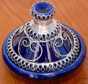 Марокканский декоративный тажин арт. TJ-08
