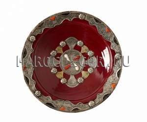 Марокканская тарелка арт. AS-09