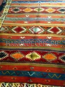 Марокканский шерстяной ковер арт. ВR-06, ручная работа