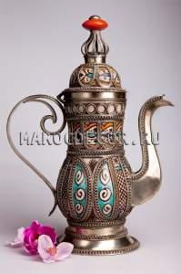 Марокканский чайник  арт. VR-02