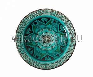 Марокканская тарелка арт. AS-04