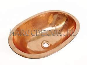 Марокканская медная раковина раковина арт. СU-03
