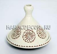 Тажин керамический из Марокко