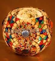 Турецкий мозаичный подсвечник арт.BG-35