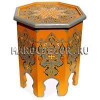 Столик  с восточной росписью арт.TB-218
