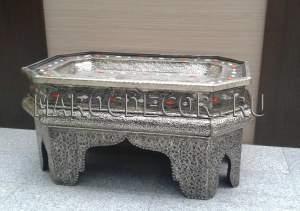 Марокканский журнальный  стол арт.Marrakesh, в наличии